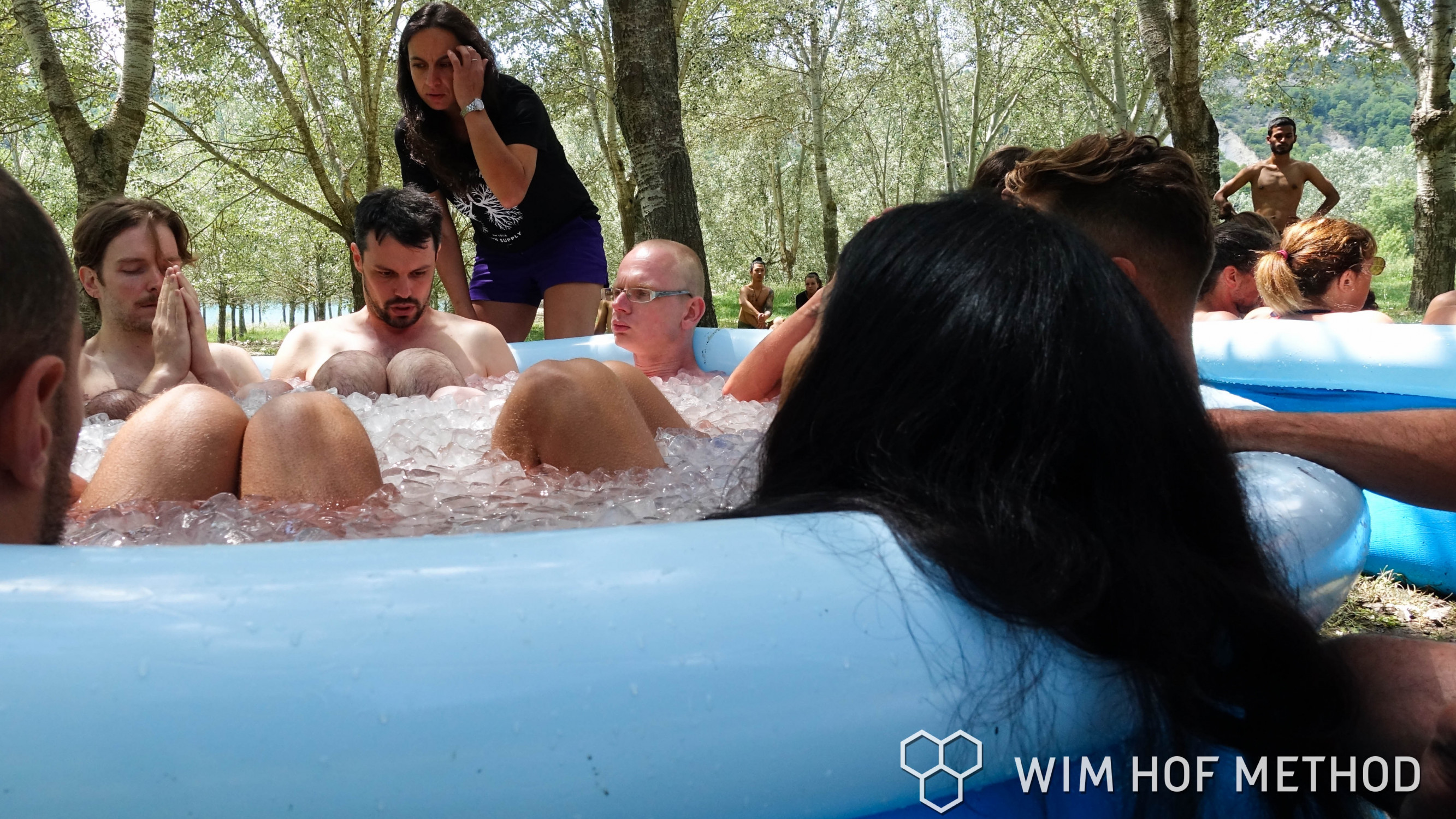 Image 3 of 9 - Experience the Wim Hof Method to get an impression of  at