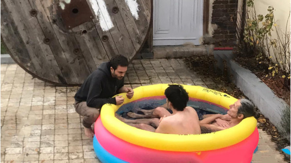Image 5 of 7 - Experience the Wim Hof Method to get an impression of  at