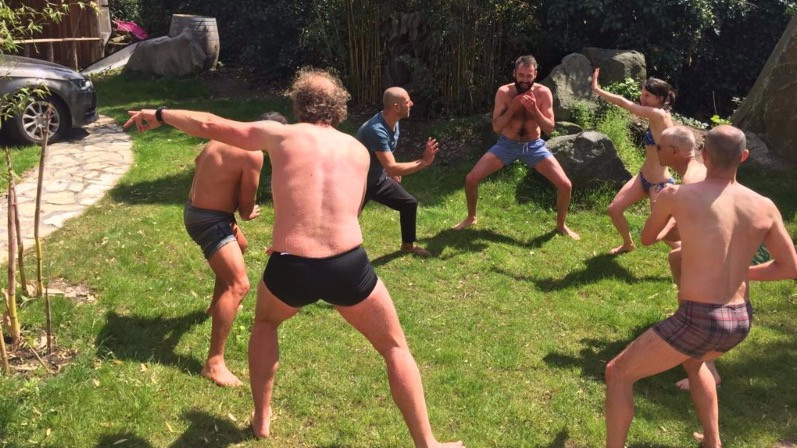 Image 26 of 27 - Experience the Wim Hof Method to get an impression of  at