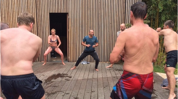 Image 11 of 31 - Experience the Wim Hof Method to get an impression of  at