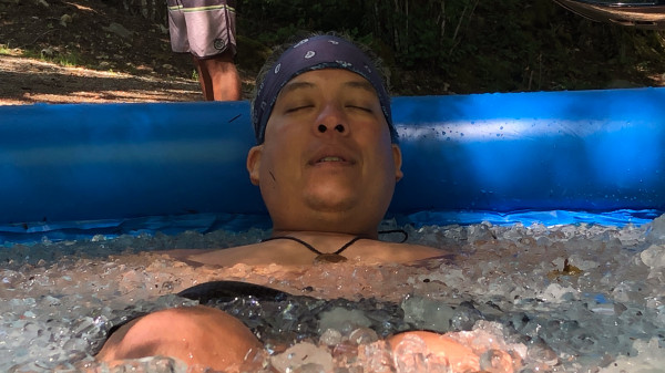 Image 2 of 6 - Experience the Wim Hof Method to get an impression of  at