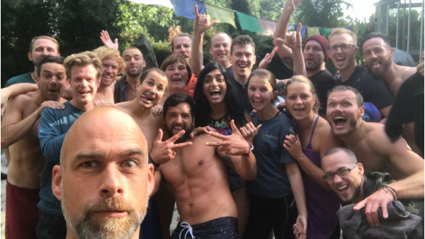 Image 11 of 27 - Experience the Wim Hof Method to get an impression of  at