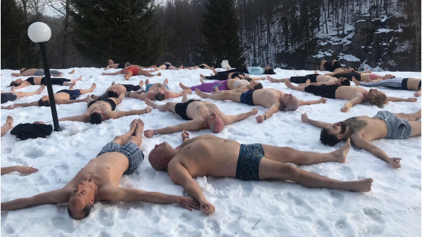 Image 8 of 27 - Experience the Wim Hof Method to get an impression of  at