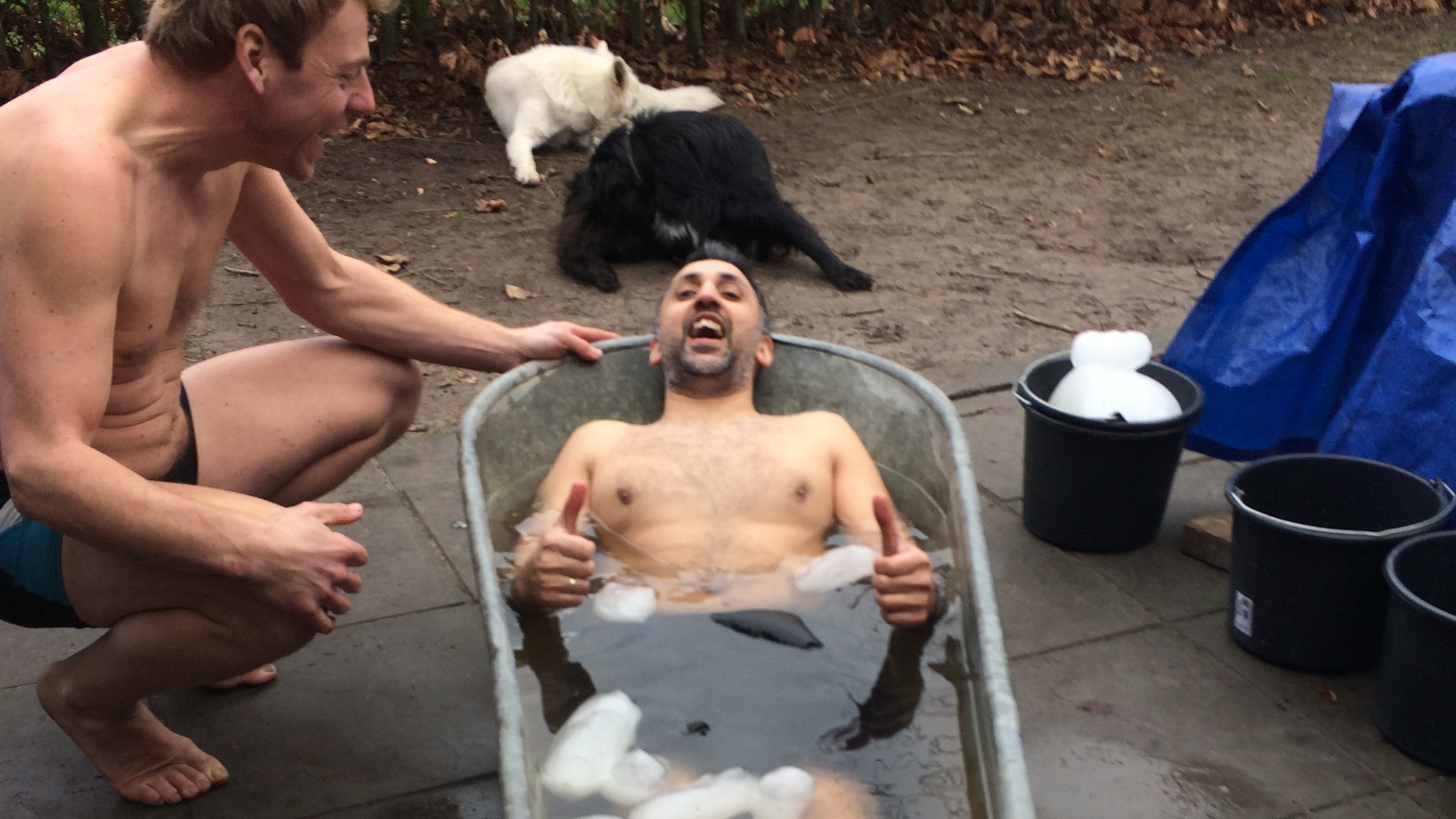 Image 21 of 25 - Experience the Wim Hof Method to get an impression of  at