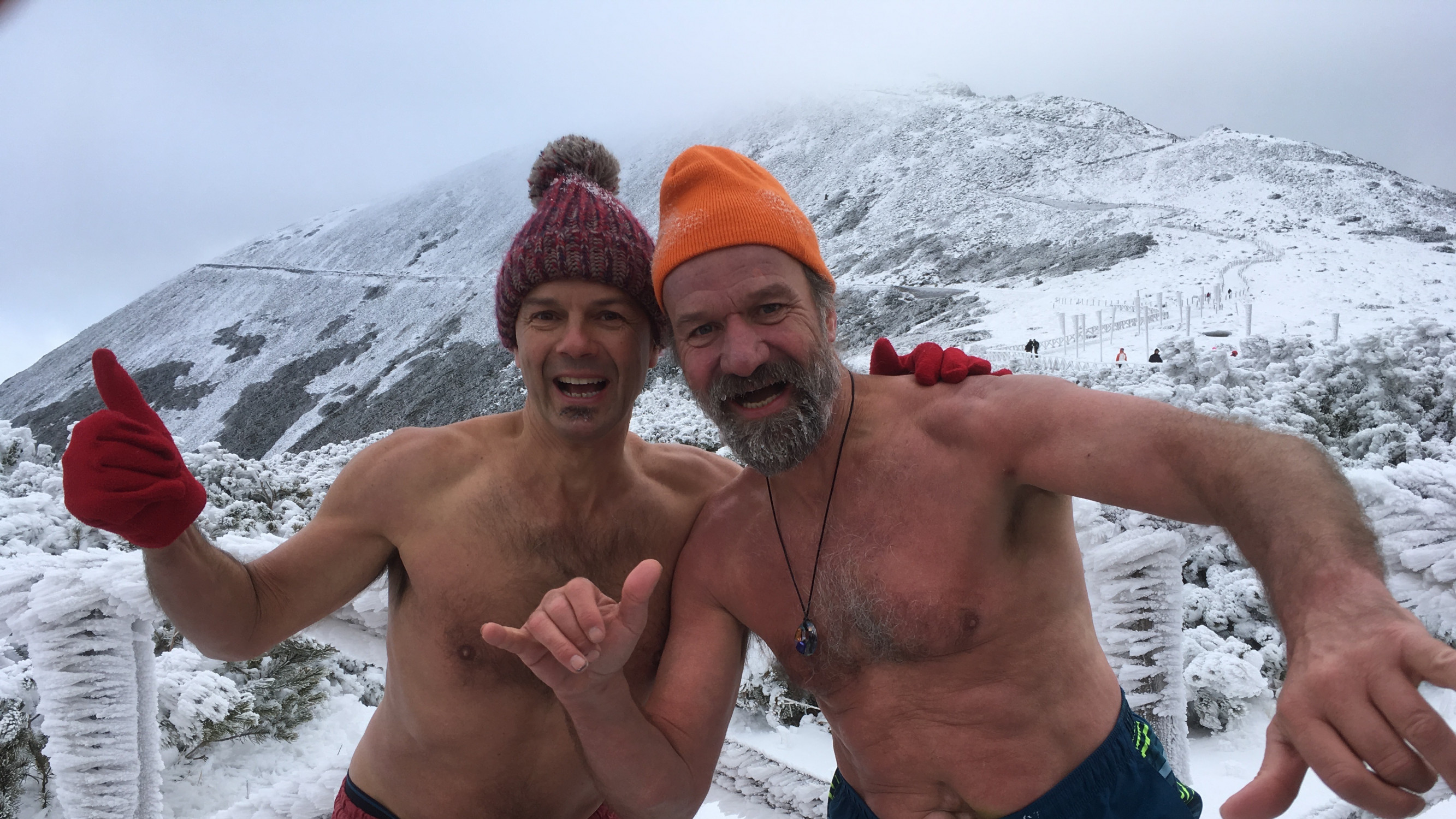 Image 1 of 5 - Experience the Wim Hof Method to get an impression of  at