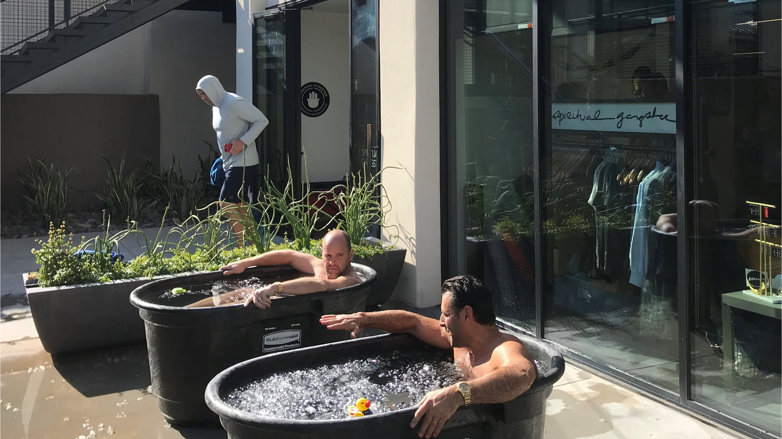 Image 12 of 20 - Experience the Wim Hof Method to get an impression of  at