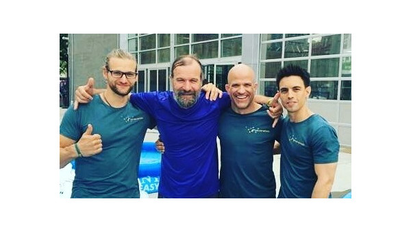 Image 1 of 10 - Experience the Wim Hof Method to get an impression of  at