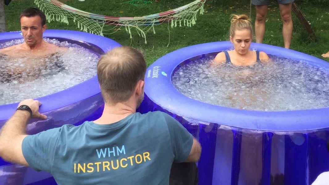 Image 6 of 12 - Experience the Wim Hof Method to get an impression of  at