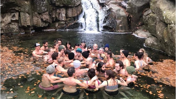 Image 23 of 26 - Experience the Wim Hof Method to get an impression of  at
