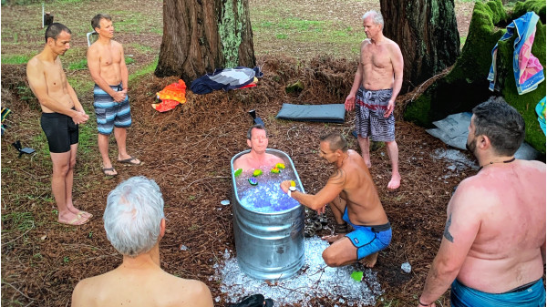 Image 8 of 13 - Experience the Wim Hof Method to get an impression of  at