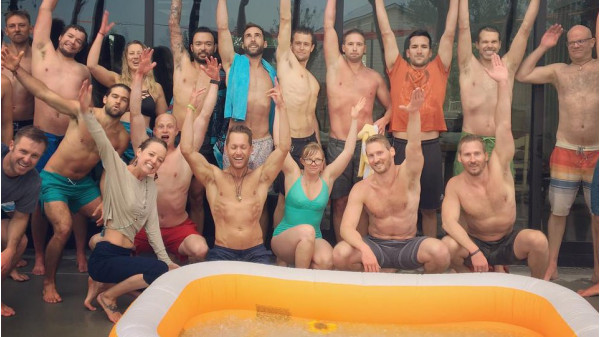 Image 4 of 4 - Experience the Wim Hof Method to get an impression of  at