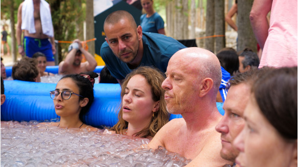 Image 17 of 31 - Experience the Wim Hof Method to get an impression of  at