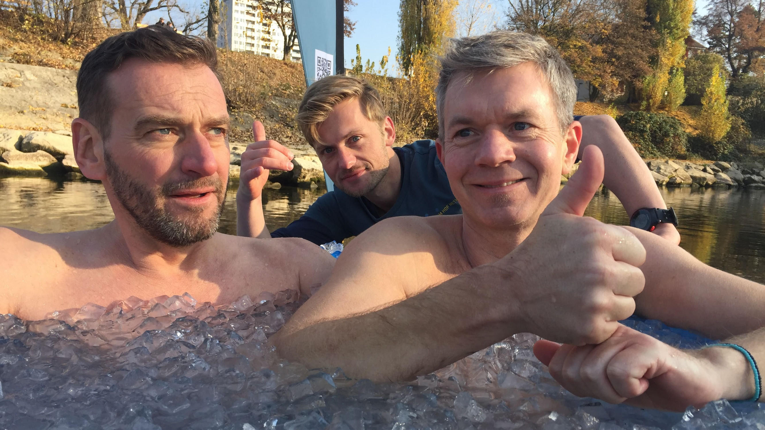 Image 8 of 12 - Experience the Wim Hof Method to get an impression of  at