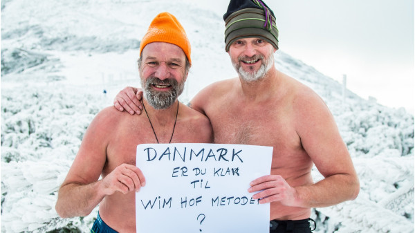 Image 1 of 17 - Experience the Wim Hof Method to get an impression of  at