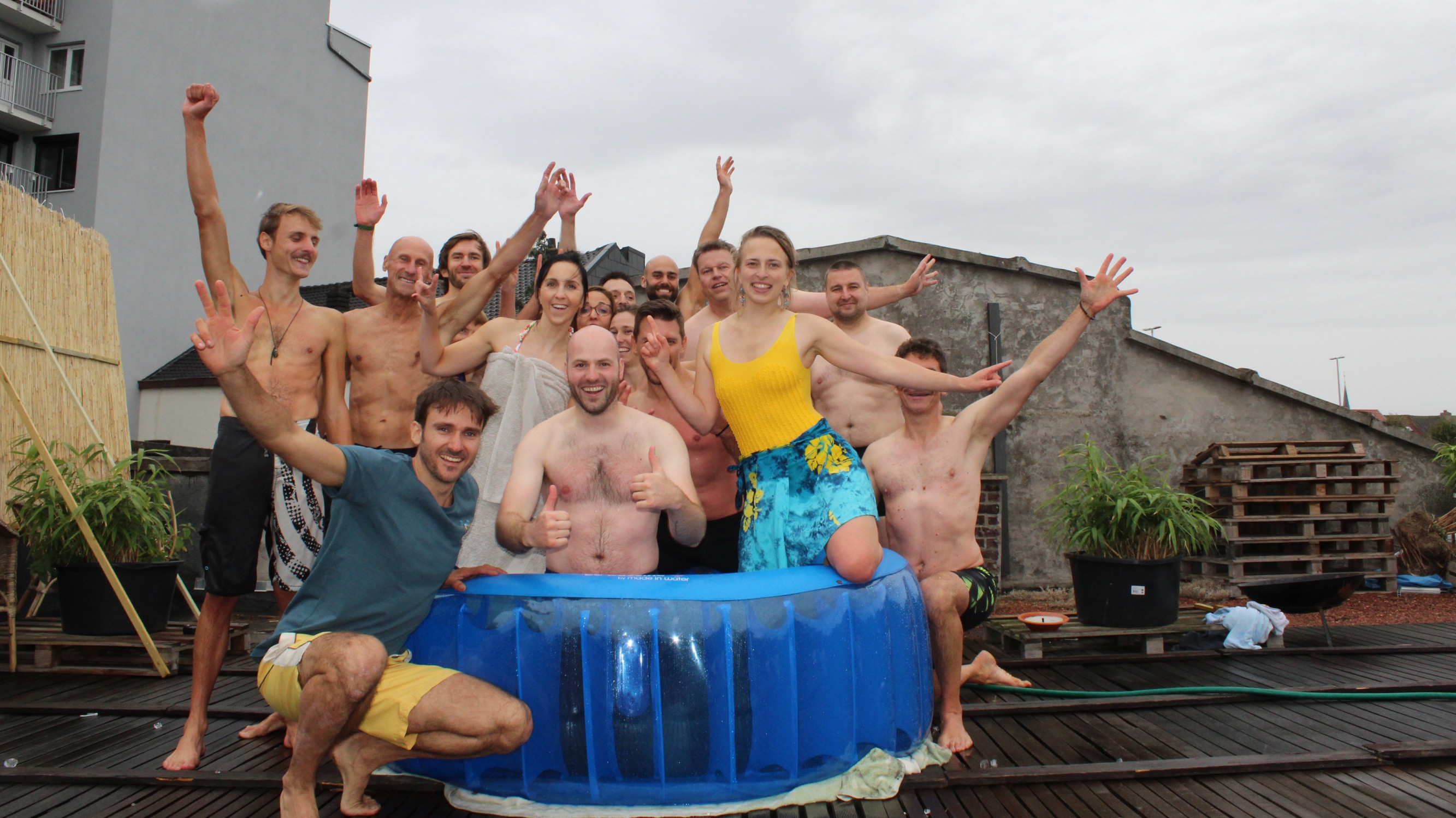 Image 5 of 17 - Experience the Wim Hof Method to get an impression of  at