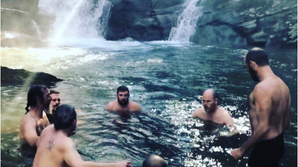 Image 7 of 10 - Experience the Wim Hof Method to get an impression of  at