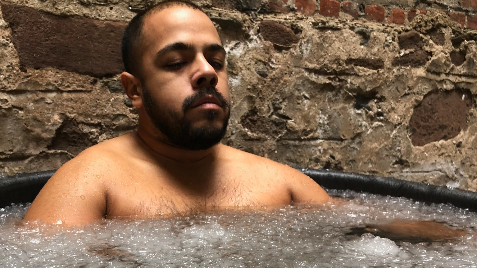 Image 8 of 9 - Experience the Wim Hof Method to get an impression of  at