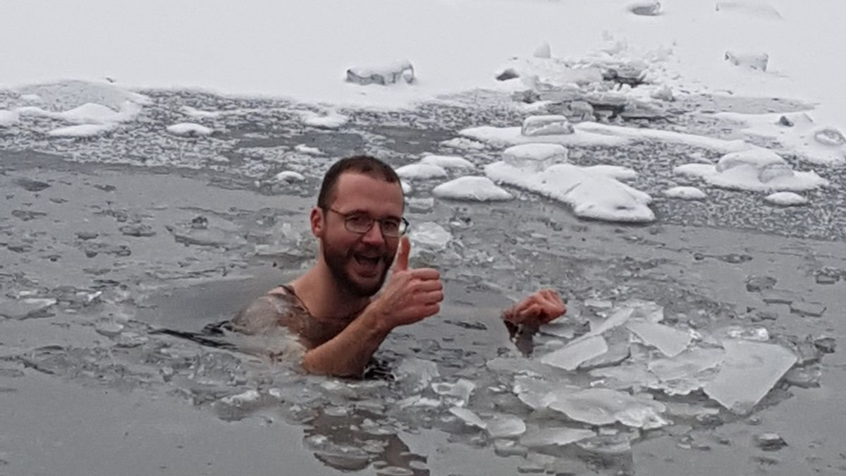 Image 4 of 25 - Experience the Wim Hof Method to get an impression of  at