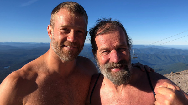 Image 1 of 15 - Experience the Wim Hof Method to get an impression of  at