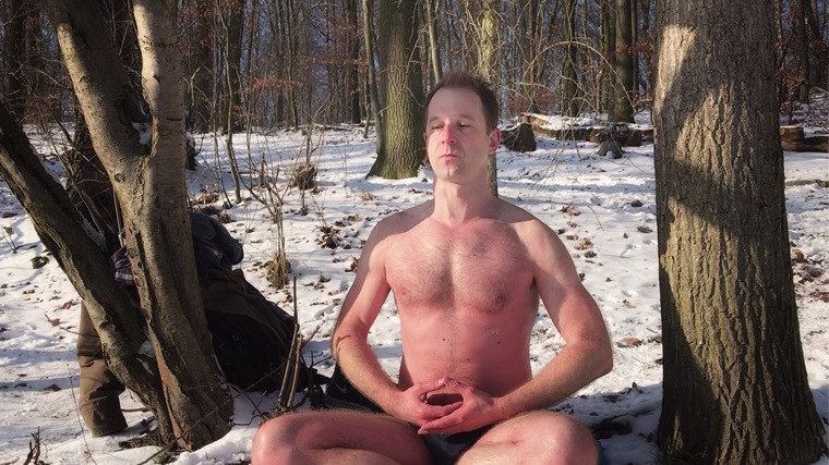 Image 2 of 12 - Experience the Wim Hof Method to get an impression of  at