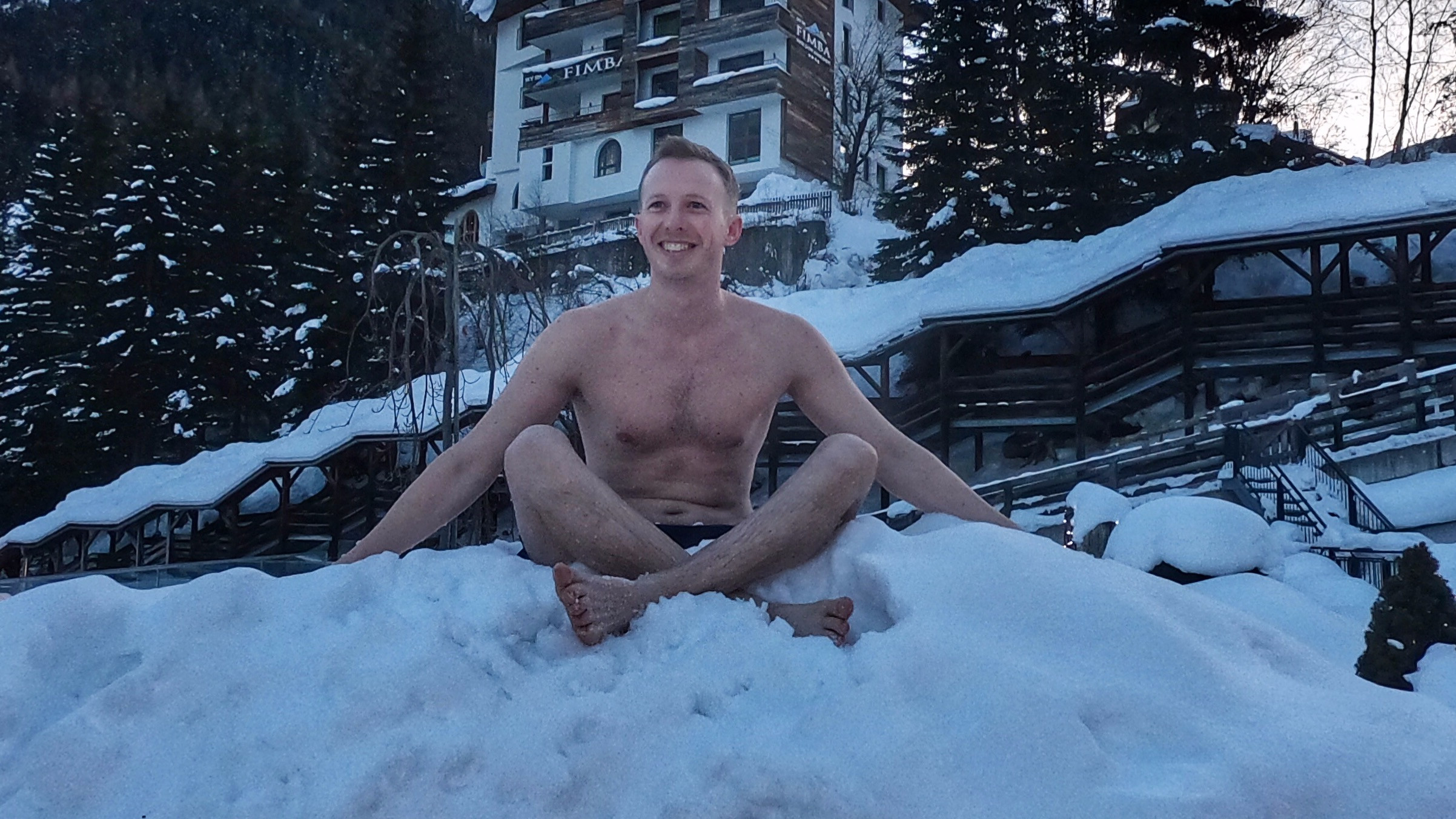 Image 4 of 7 - Experience the Wim Hof Method to get an impression of  at