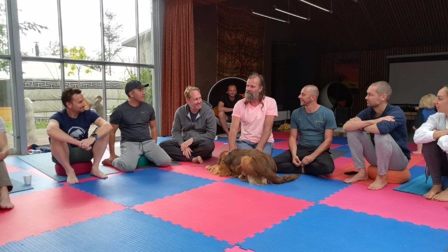 Image 10 of 27 - Experience the Wim Hof Method to get an impression of  at