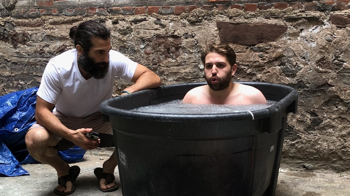 Image 7 of 9 - Experience the Wim Hof Method to get an impression of  at