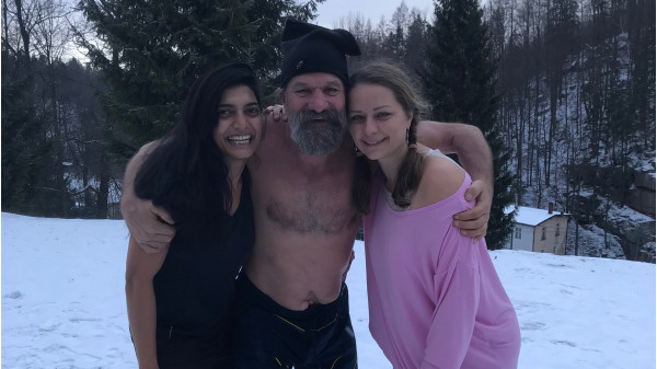 Image 6 of 27 - Experience the Wim Hof Method to get an impression of  at