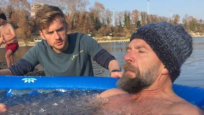 Image 7 of 12 - Experience the Wim Hof Method to get an impression of  at