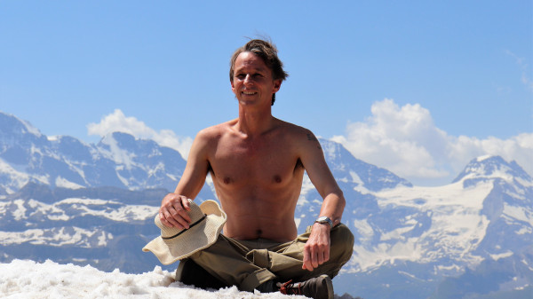 Image 2 of 14 - Experience the Wim Hof Method to get an impression of  at