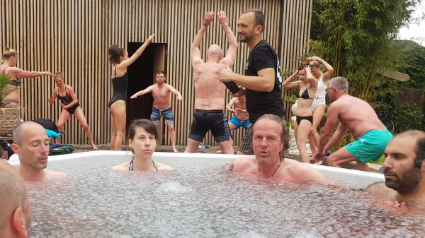 Image 5 of 11 - Experience the Wim Hof Method to get an impression of  at