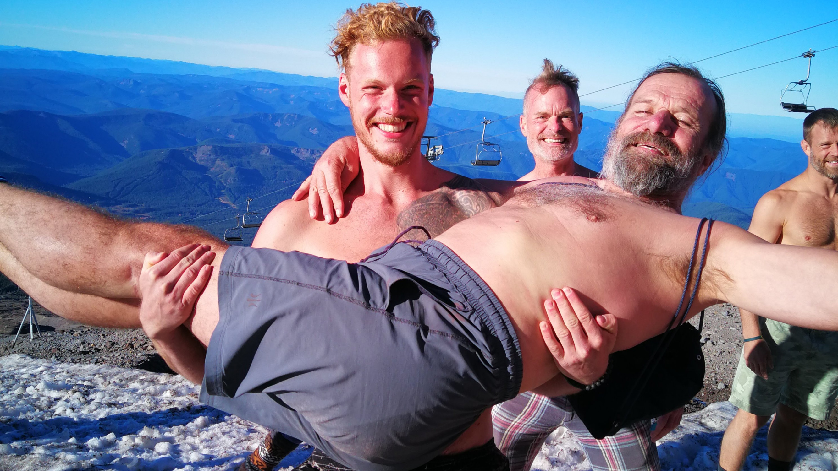 Image 3 of 10 - Experience the Wim Hof Method to get an impression of  at