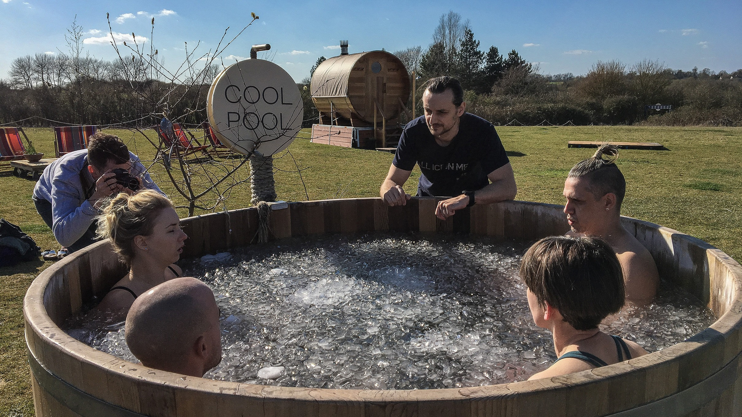 Image 3 of 11 - Experience the Wim Hof Method to get an impression of  at