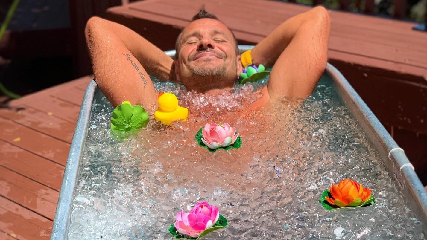 Image 1 of 3 - Experience the Wim Hof Method to get an impression of  at