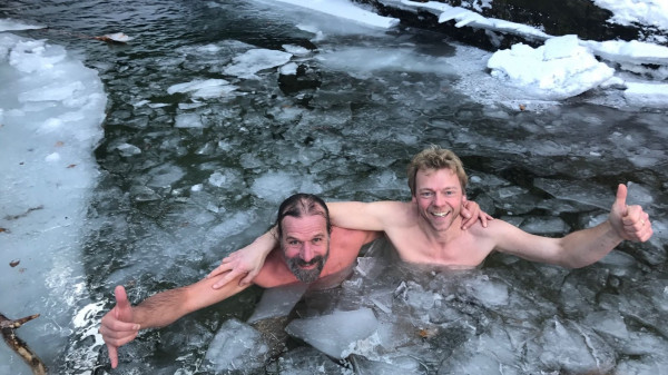 Image 2 of 33 - Experience the Wim Hof Method to get an impression of  at