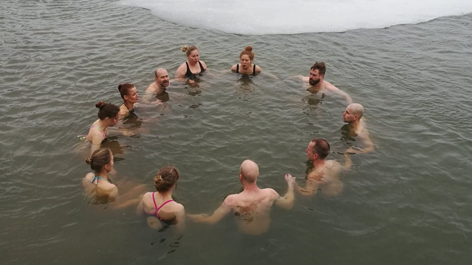 Image 1 of 1 - Experience the Wim Hof Method to get an impression of  at