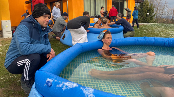 Image 4 of 5 - Experience the Wim Hof Method to get an impression of  at