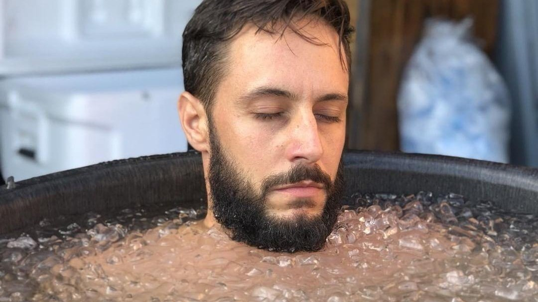 Image 2 of 11 - Experience the Wim Hof Method to get an impression of  at