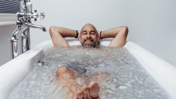 Image 1 of 2 - Experience the Wim Hof Method to get an impression of  at