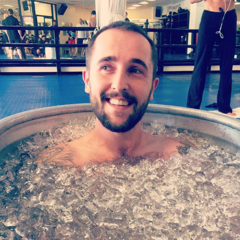 Scott Riley will be your instructor for Wim Hof Method Fundamentals Workshop at Belfast.