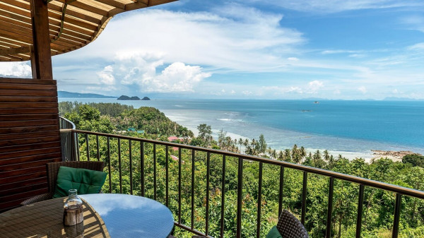 Image 7 of 10 - Experience Nature to get an impression of Thailand Retreat 2019 — shared accommodation at Ko Pha Ngan