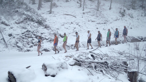 Image 4 of 7 - Experience Ice Bath to get an impression of WHM Weekend at Brienz