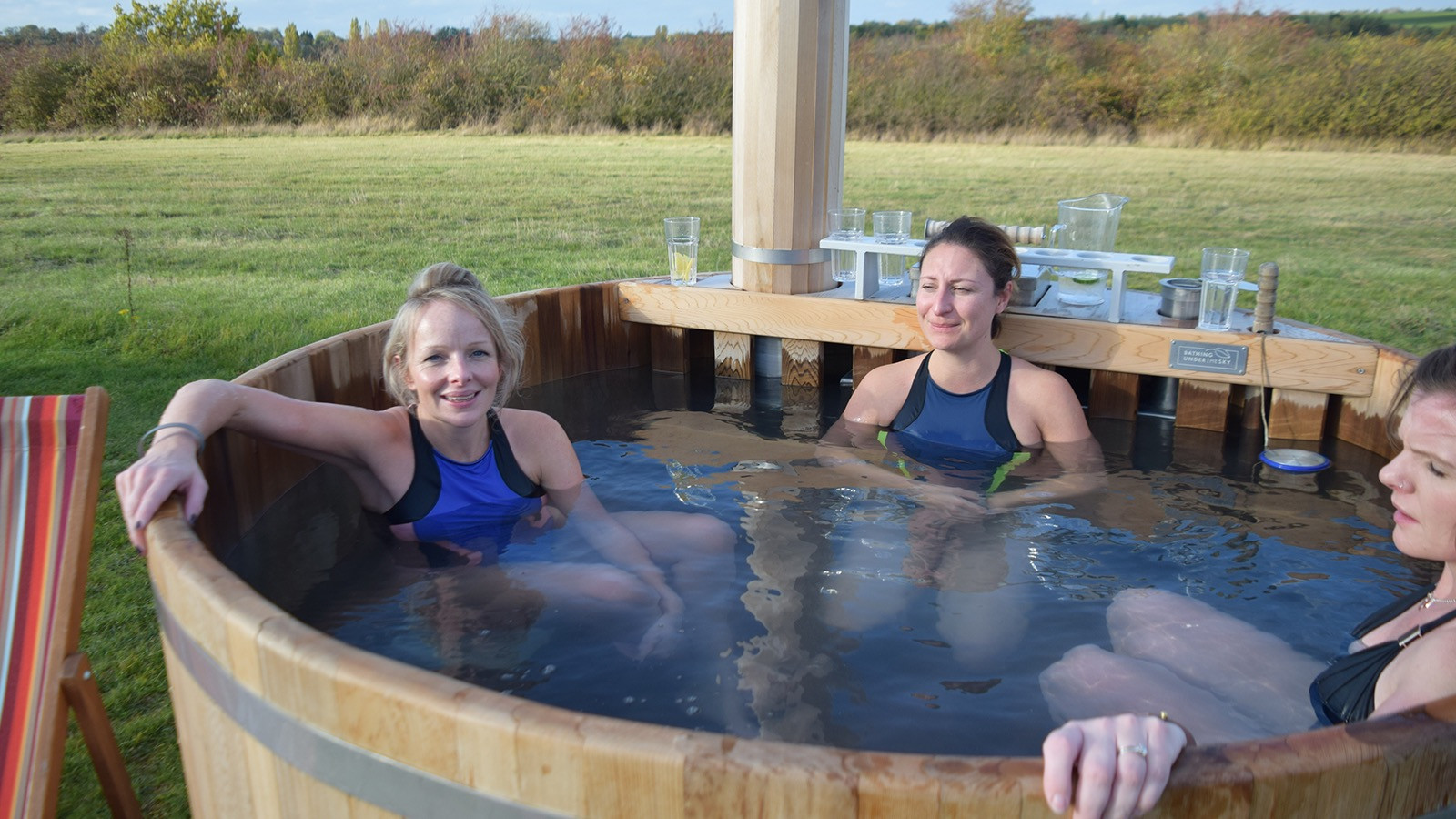 Image 4 of 8 - Experience Spa & Sauna to get an impression of WHM Fundamentals Workshop at Bourn