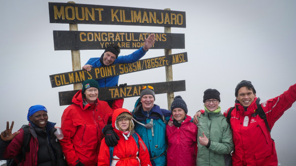 Image 4 of 9 - Experience Nature to get an impression of Kilimanjaro Expedition 2020 at Mount Kilimanjaro