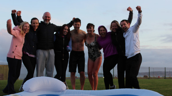 Image 2 of 2 - Experience Ice Bath to get an impression of WHM Fundamentals Workshop at Malahide, Dublin