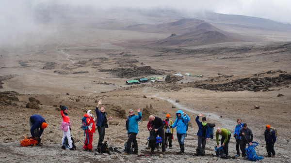 Image 7 of 9 - Experience Nature to get an impression of Kilimanjaro Expedition 2020 at Mount Kilimanjaro