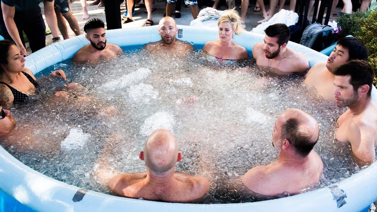 Image 5 of 7 - Experience Meditation to get an impression of Wim Hof Experience — Barcelona at Barcelona
