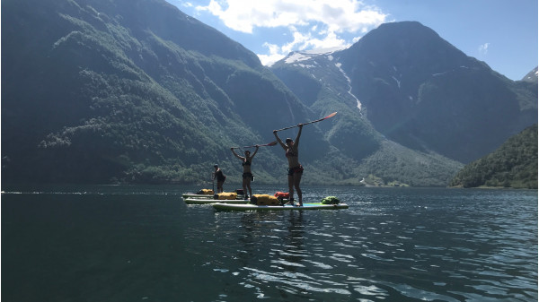 Image 6 of 10 - Experience Nature to get an impression of WHM Travel Experience at Gudvangen