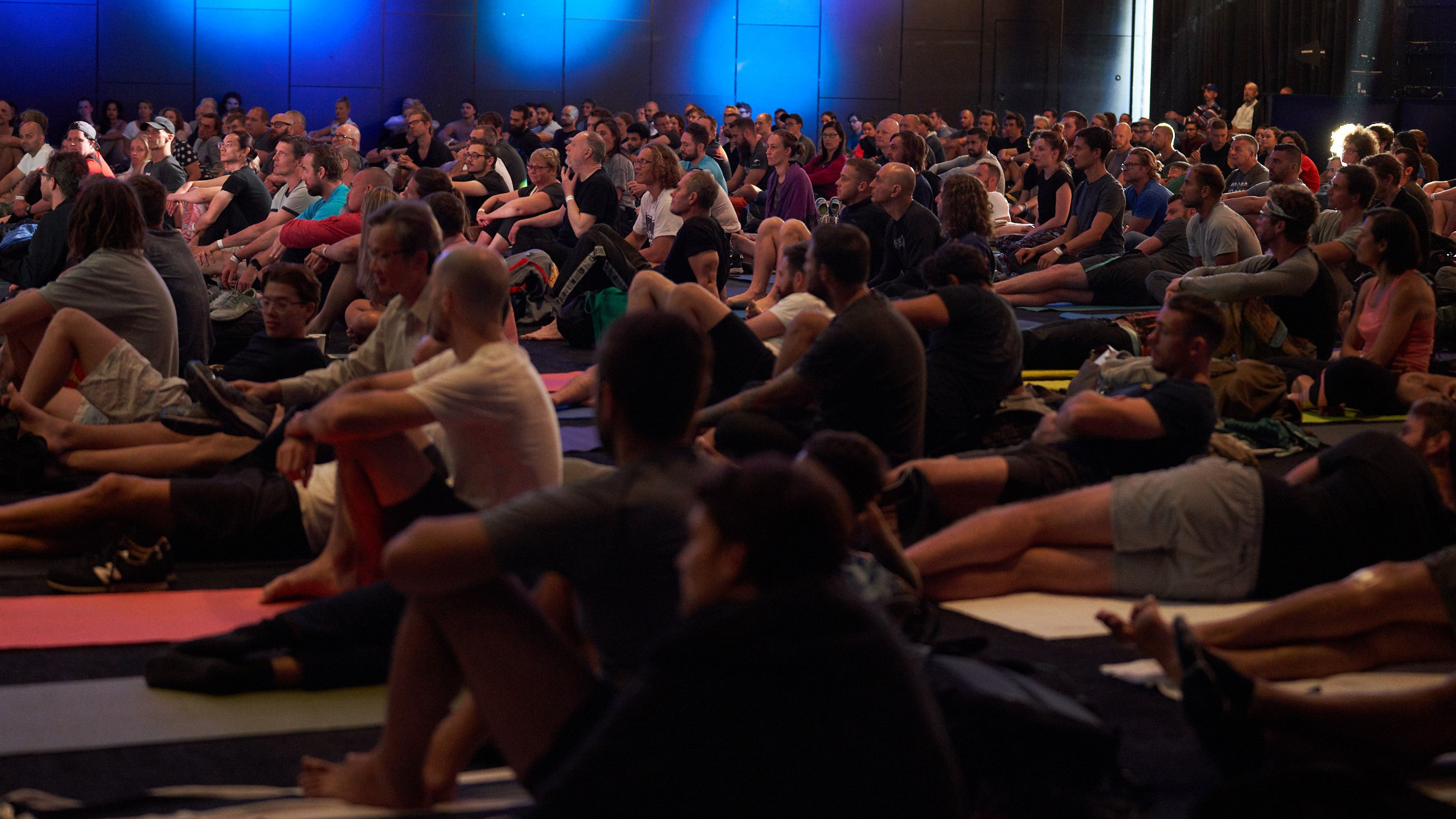 Image 6 of 7 - Experience Meditation to get an impression of Wim Hof Experience — Barcelona at Barcelona