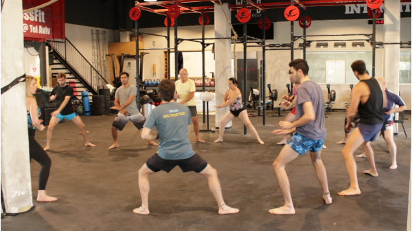 Image 1 of 7 - Experience Yoga to get an impression of WHM Fundamentals Workshop at Olesh